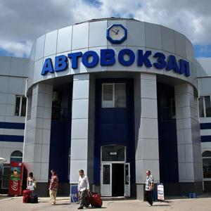 Автовокзалы Переволоцкого