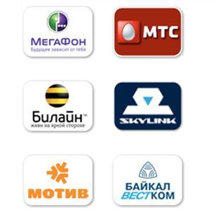 Операторы сотовой связи Переволоцкого
