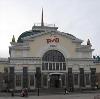 Железнодорожные вокзалы в Переволоцком