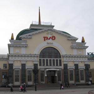 Железнодорожные вокзалы Переволоцкого
